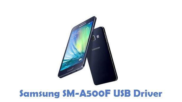 Samsung SM-A500F USB Driver