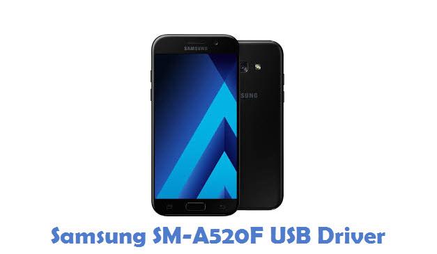 Samsung SM-A520F USB Driver