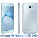 Samsung SM-A800S USB Driver