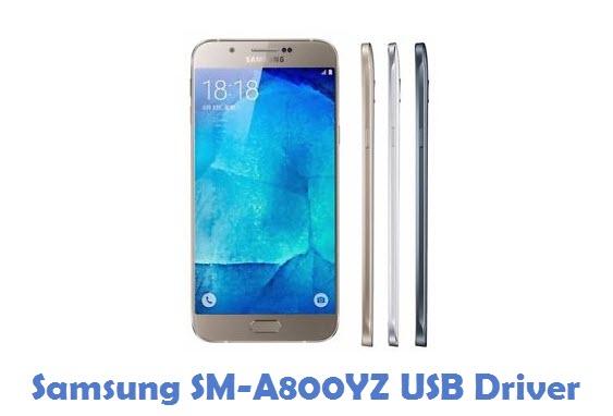 Samsung SM-A800YZ USB Driver