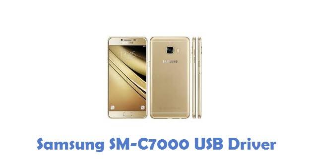 Samsung SM-C7000 USB Driver