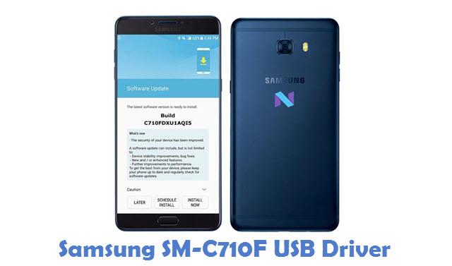 Samsung SM-C710F USB Driver