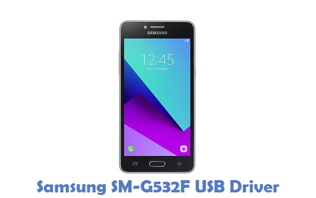 Samsung SM-G532F USB Driver