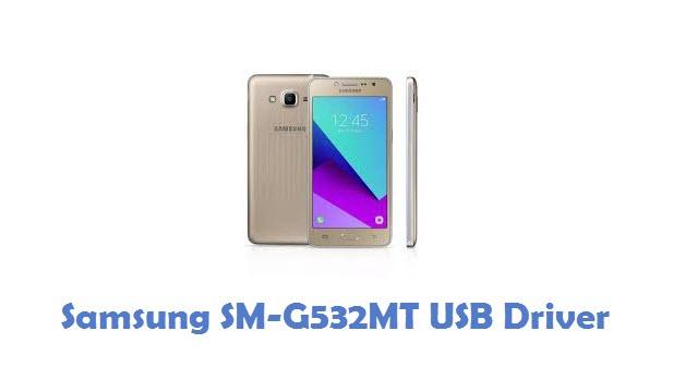 Samsung SM-G532MT USB Driver
