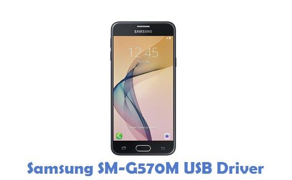 Samsung SM-G570M USB Driver