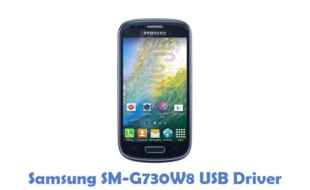 Samsung SM-G730W8 USB Driver
