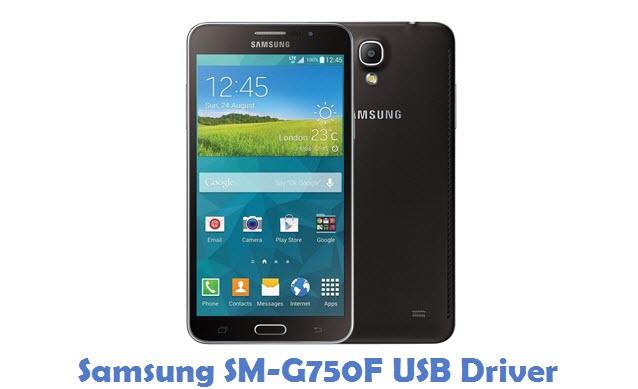 Samsung SM-G750F USB Driver