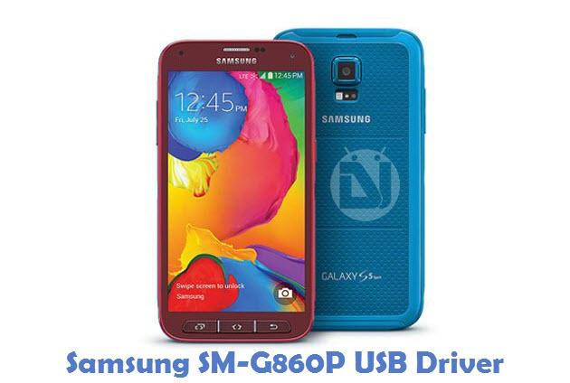 Samsung SM-G860P USB Driver