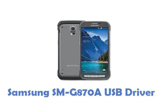 Samsung SM-G870A USB Driver