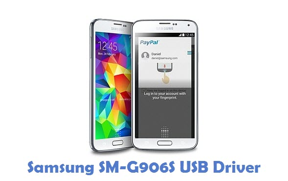 Samsung SM-G906S USB Driver