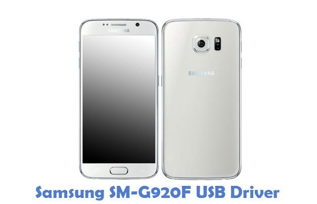 Samsung SM-G920F USB Driver