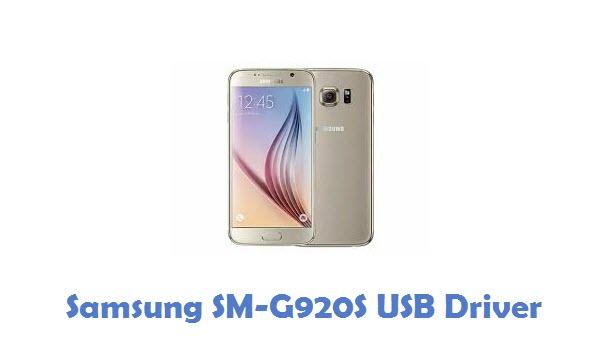 Samsung SM-G920S USB Driver