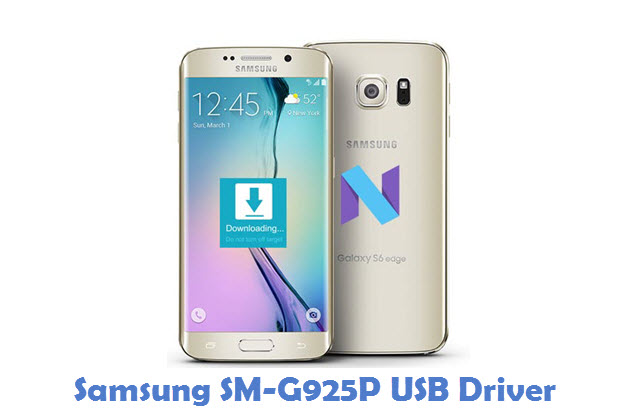 Samsung SM-G925P USB Driver