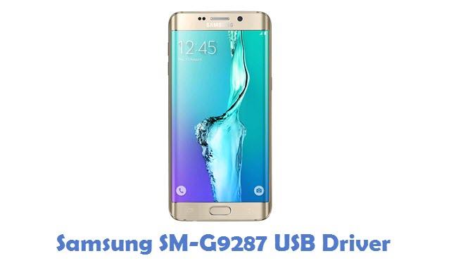 Samsung SM-G9287 USB Driver
