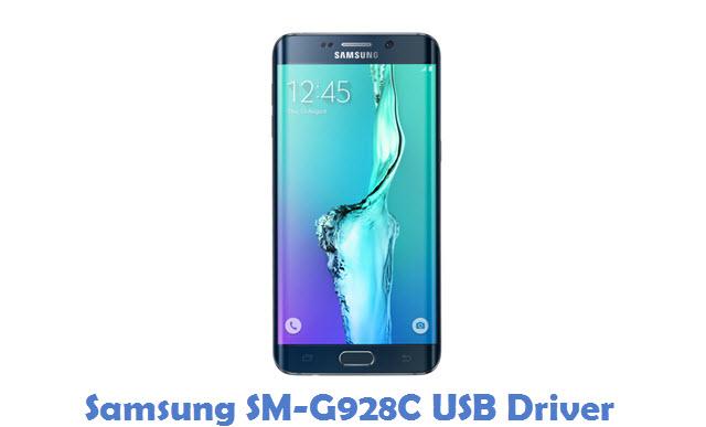 Samsung SM-G928C USB Driver
