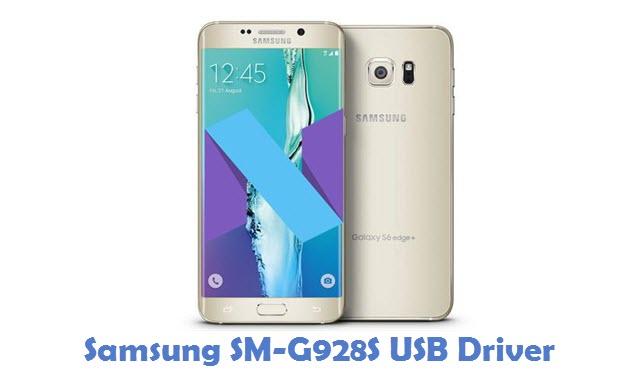 Samsung SM-G928S USB Driver