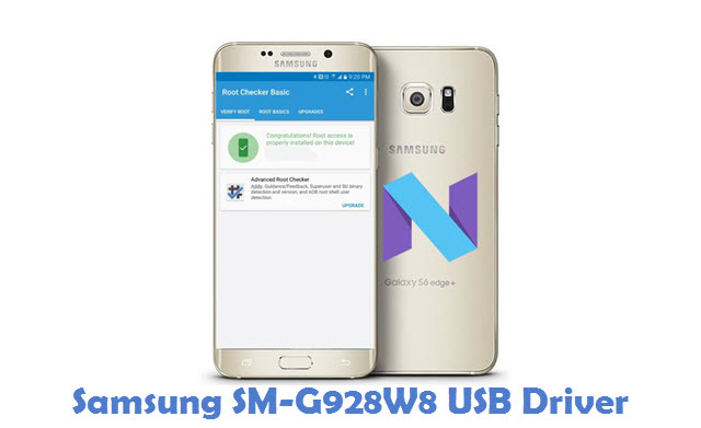 Samsung SM-G928W8 USB Driver