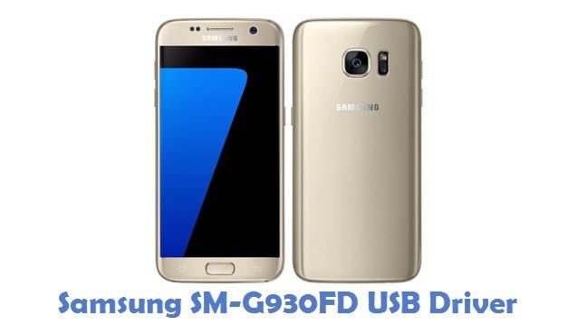 Samsung SM-G930FD USB Driver