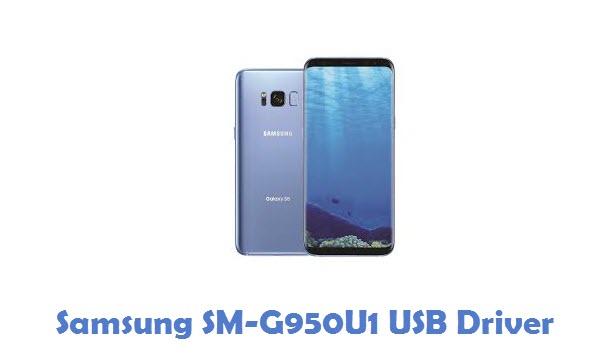 Samsung SM-G950U1 USB Driver