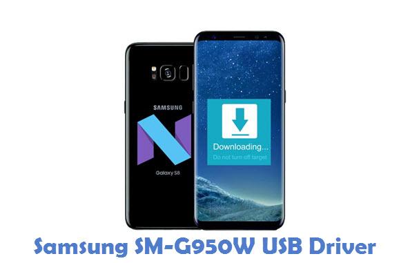 Samsung SM-G950W USB Driver
