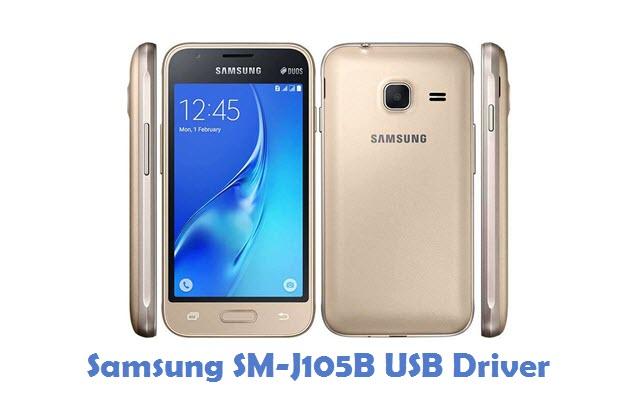 Samsung SM-J105B USB Driver