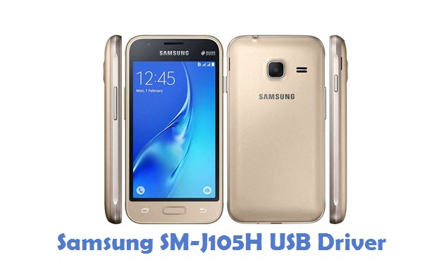 Samsung SM-J105H USB Driver