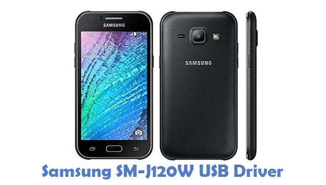 Samsung SM-J120W USB Driver