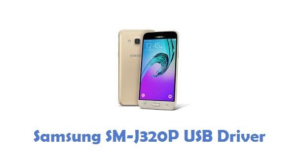 Samsung SM-J320P USB Driver