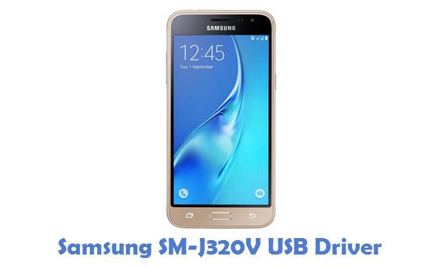 Samsung SM-J320V USB Driver