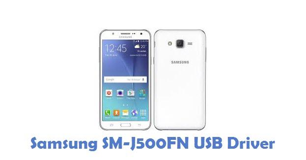 Samsung SM-J500FN USB Driver