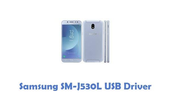 Samsung SM-J530L USB Driver