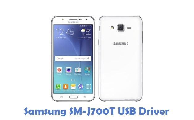 Samsung SM-J700T USB Driver