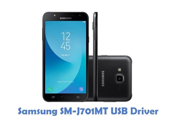 Samsung SM-J701MT USB Driver