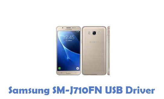 Samsung SM-J710FN USB Driver