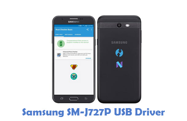 Samsung SM-J727P USB Driver