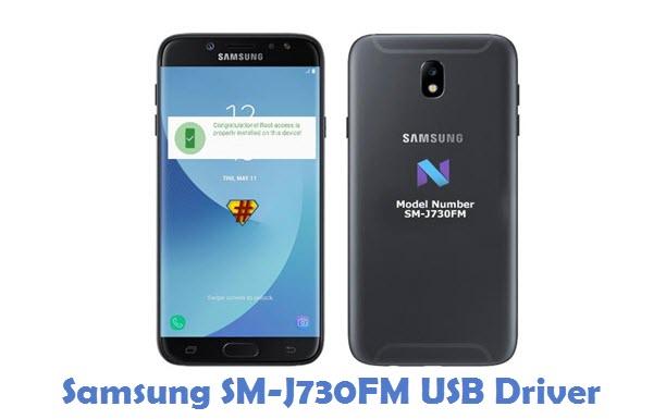 Samsung SM-J730FM USB Driver