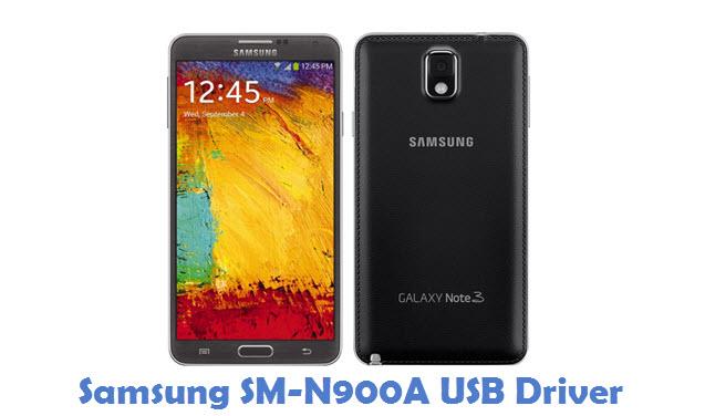 Samsung SM-N900A USB Driver
