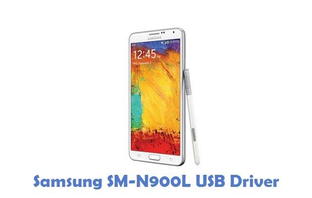 Samsung SM-N900L USB Driver