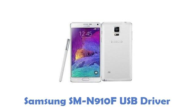 Samsung SM-N910F USB Driver