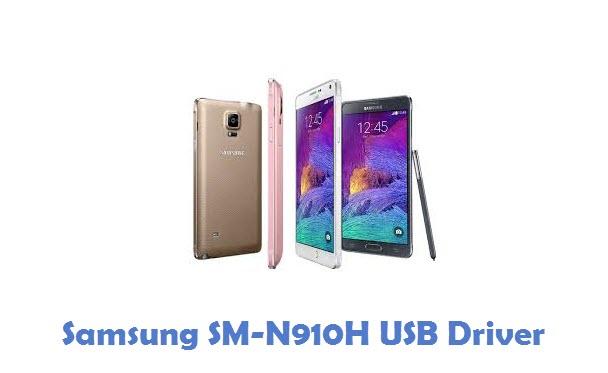 Samsung SM-N910H USB Driver
