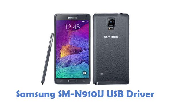 Samsung SM-N910U USB Driver