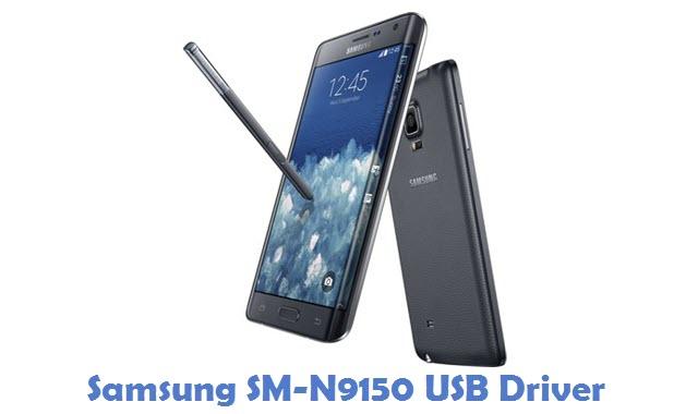 Samsung SM-N9150 USB Driver