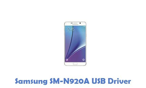 Samsung SM-N920A USB Driver