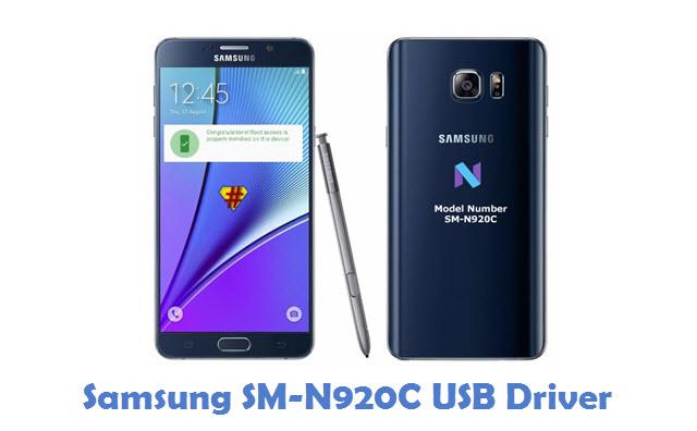 Samsung SM-N920C USB Driver