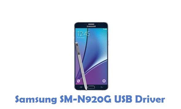 Samsung SM-N920G USB Driver
