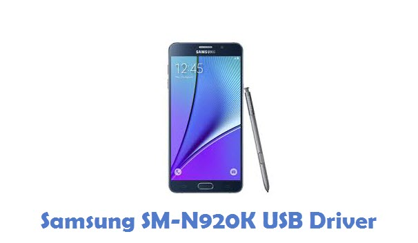 Samsung SM-N920K USB Driver