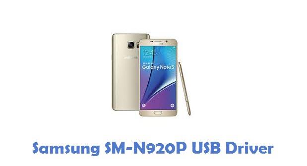 Samsung SM-N920P USB Driver