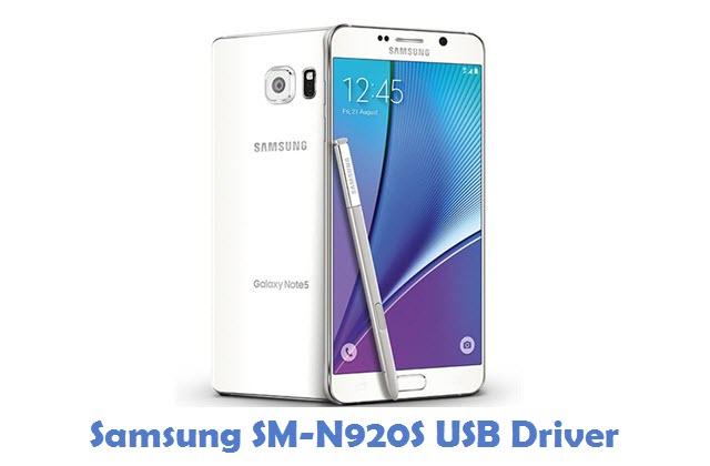 Samsung SM-N920S USB Driver