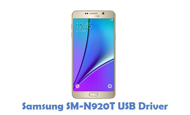 Samsung SM-N920T USB Driver