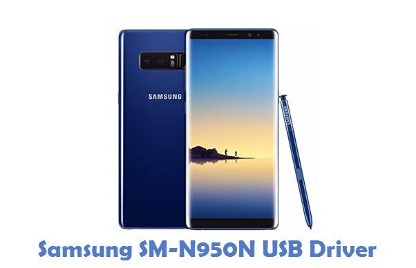 Samsung SM-N950N USB Driver